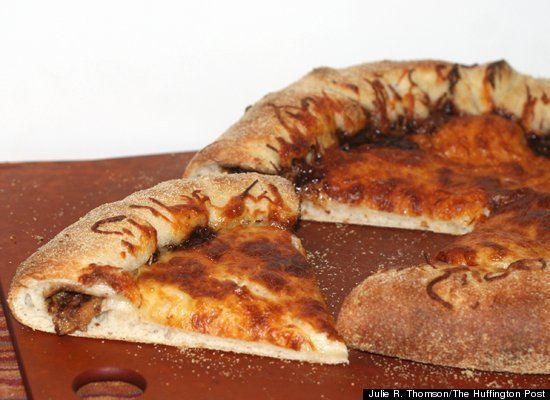 Homemade Stuffed Crust Pizza: Your Best Recipes