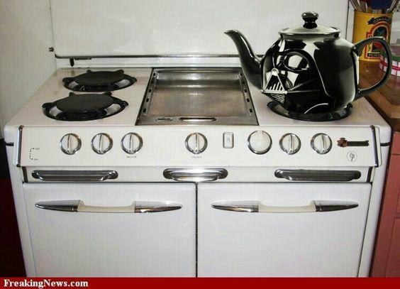 Riva vision gas stove