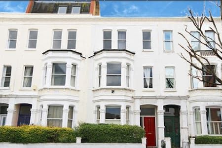 Want more beds and space? Apartment for rent in London, see it now :)