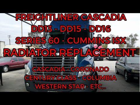 Freightliner Cascadia Dd15 Engine Repair Information Videos Playlist Warning Always Use The Proper Tools And Safe Freightliner Cascadia Freightliner Cascadia