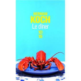 Le dîner - poche - Fnac.com - Herman Koch - Livre
