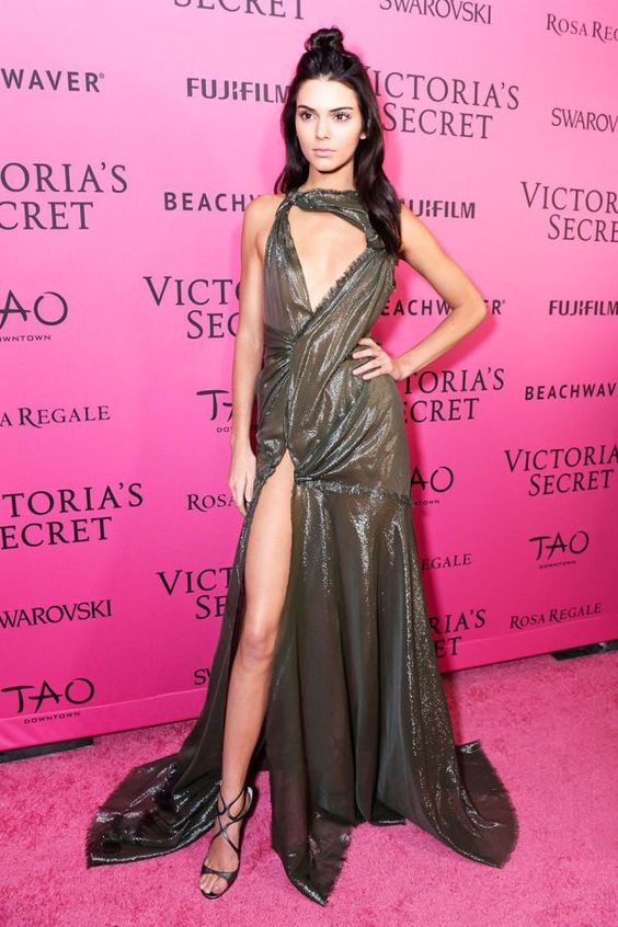 Kendall Jenner at the Victorias Secret Fashion Show after party http://pinterest.com/pin/357051076687763080/