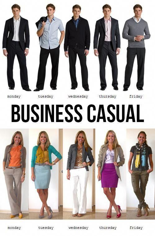Ladies for business smart attire See a