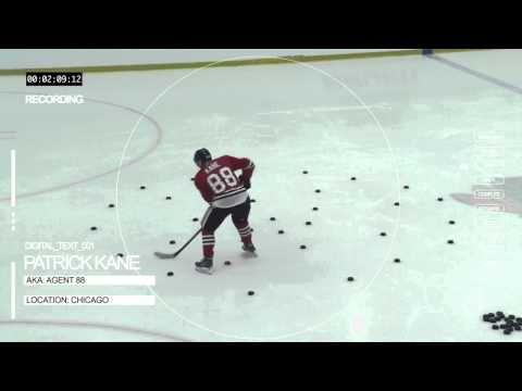 Patrick Kane Trick Shots With The Bauer Vapor Apx2 Hockey Stick Youtube Patrick Kane Hockey Hockey Stick