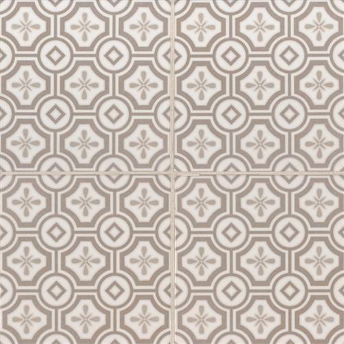 Kenzzi Encaustic Tile Collection Leira