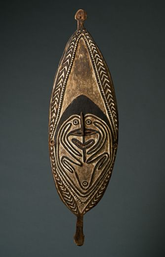 Gope or Kwoi Board, Papua New Guinea