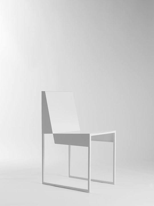 Paper Chair WM.02 Colecção de Papel Marco Sousa Santos Ano de produção: 2009