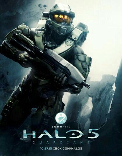 Halo5:Guardians Jonh-117