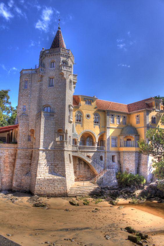 Palácio dos Condes de Castro Guimarães, Cascais | by Gonçalo Arruda