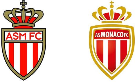 New AS Monaco Crest Unveiled - Footy Headlines