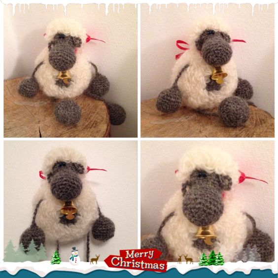 X-mas sheep:)
