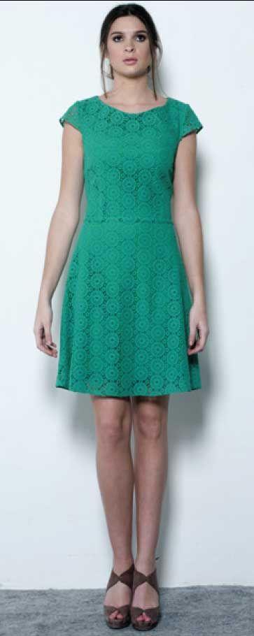 $139 Vestido marca Barbara Torrijos, colección Primavera-Verano 2013