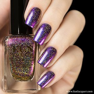 F.U.N. Lacquer- LE New Year 2015- Reunion (H)