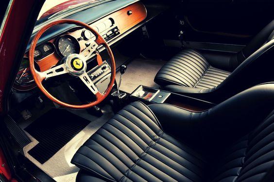 1965 Ferrari 275 GTB - the Office
