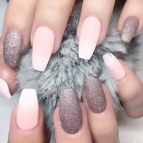 | Fall | Winter | Spring | Coffin | Christmas | Matte | Cute | Gel | Nail art designs | White nails | Acrylic nail designs | Cute acrylic nails | Nail inspo | Makeup nails | Nail colors | Natural | Almond | Short | Simple | Ombre | Design | Wedding | #fallacrylicnails