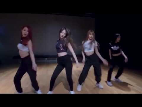 Mirrored Blackpink Ddu Du Ddu Du Dance Practice Video Youtube Dance Practice Dance Blackpink