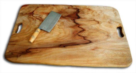 Camphor Chopping Board
