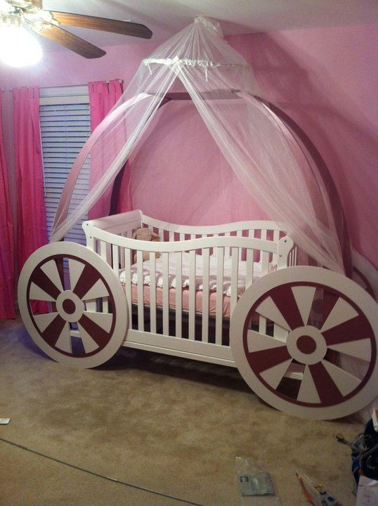 perfect baby princess carriage crib crazy cool stuff  with cool  stuff for girl rooms. Cool Stuff For Girl Rooms  Bedroom Designs For Teenage Guys Cool