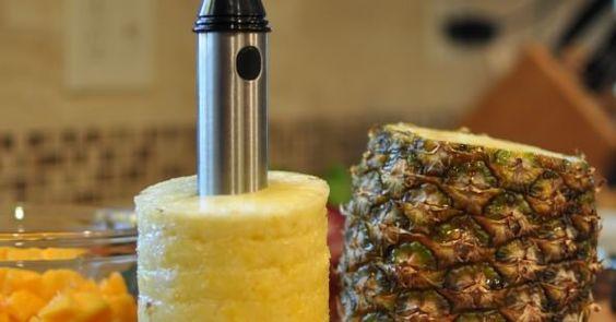 Fermented Pineapple Papaya Chutney www.ohlardy.com
