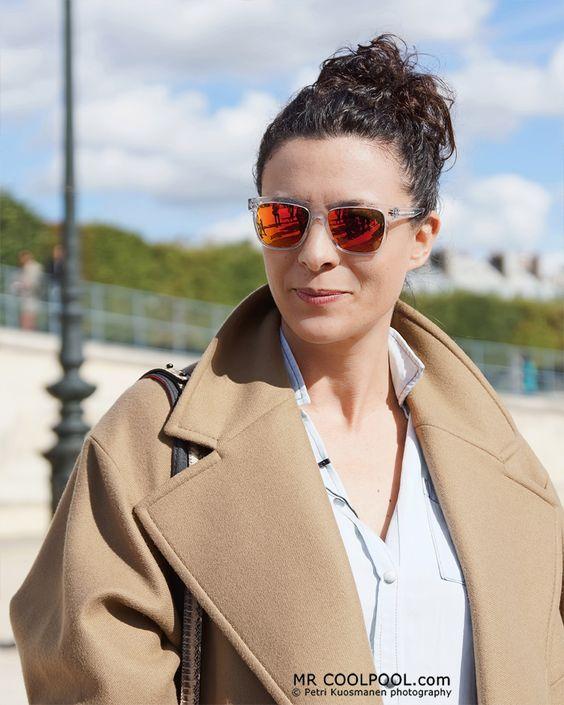 Garance Doré in Paris