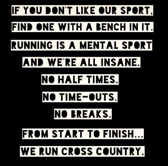 We run cross country  … #RunnerMotivation , #Junior10K, #Running, Follow us on FB - www.facebook.com/...