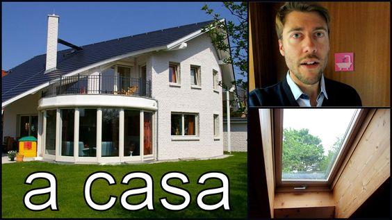 Aula de alemão #20     a casa - das Haus