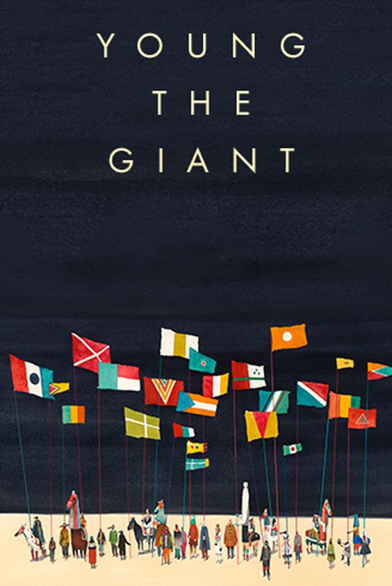 Young the Giant - Amerika