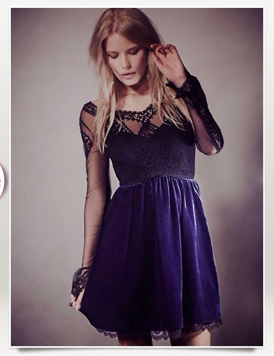 This lovely dress from Free People