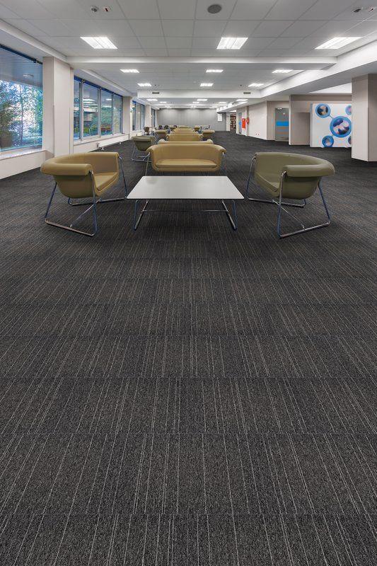 Directions Striped 24 X 24 Loop Carpet Tile Carpet Tiles