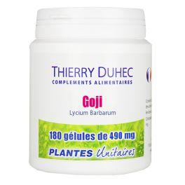 Goji Thierry Duhec - Thierry Duhec La boutique de Compléments Alimentaires