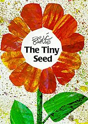 The Tiny Seed: Eric Carle children's book