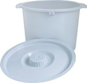 Replacement Commode Pail and Lid