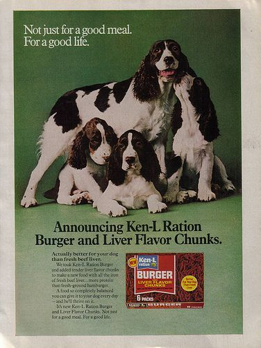 Ken-L Ration Dog Food...