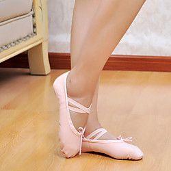 haute qualité de toile de danse supérieure de ballet pantoufle de chaussures pour les femmes et les hommes davantage de couleurs | LightInTheBox
