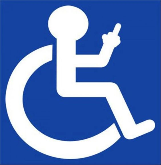 So, to the media outlets who want to do a positive story about a person with a wheelchair, creating a remarkable new enterprise, or simply winning the Nobel prize, please remember to be BOUND by what is the morally and factually correct way to describe an entire group of individuals who are trying to overcome pity, fear, and discrimination. Continuing to use these type of words and descriptions are not helping.
