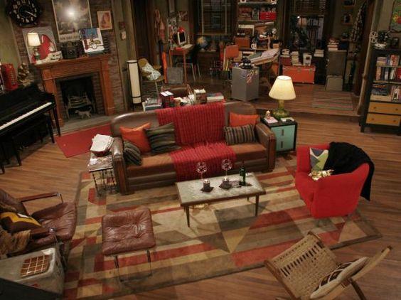 Appartement en séries : 10 appartements qui font rêver