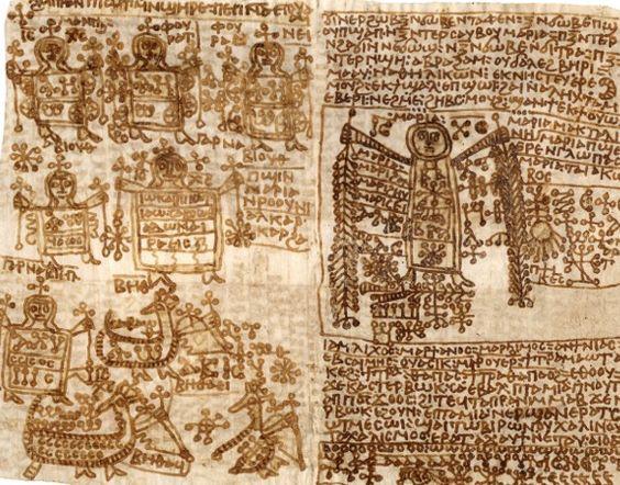 Coptic book
