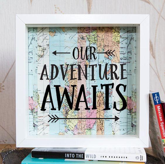 Travel // Travel Gifts // Travel Fund // Money Box // Travel