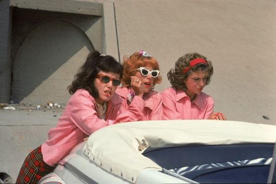 LES TEEN MOVIES LES PLUS FASHION - Grease - Le clan des Roses