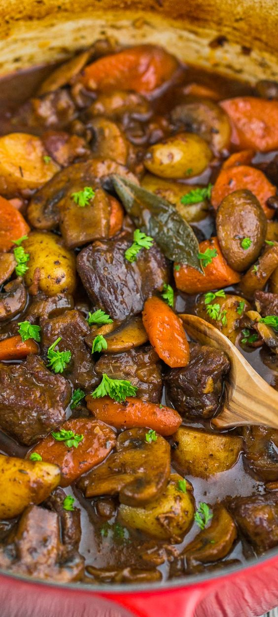 The Best BEEF STEW I have Tried!