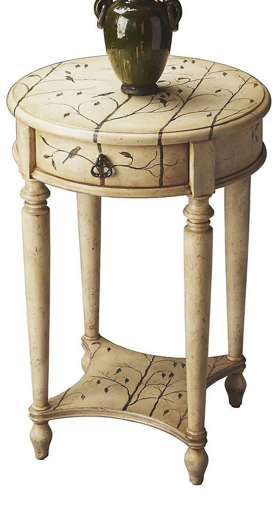 One Kings Lane - Furniture Under $300 - Chase Accent Table
