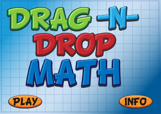 mrnussbaum.com: Drag and Drop Math lets you add, multiply ...
