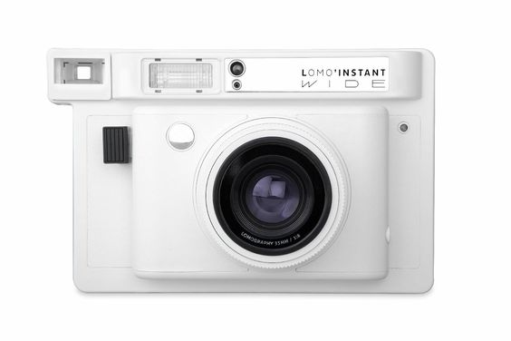 Lomo'Instant Wide White