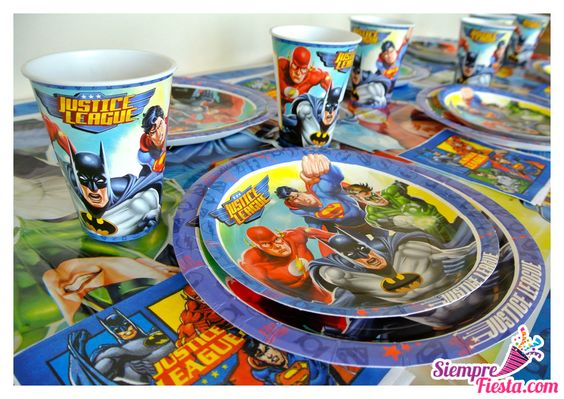 Art culos para fiesta de cumplea os con los personajes de - Cosas para fiestas de cumpleanos ...