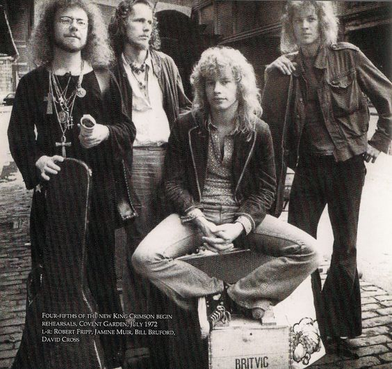 """ King Crimson """