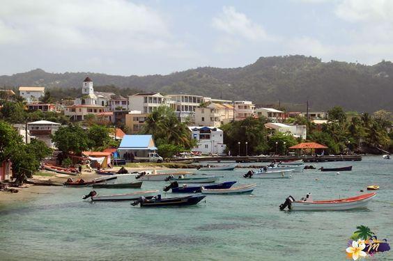 Le Front de Mer de Sainte Luce en Martinique  #Martinique © AliZéMédia