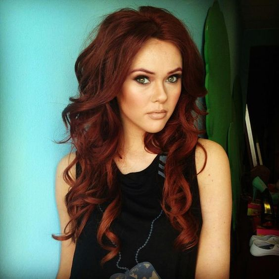 Deep Reddish Brown Hair Extensions Remy Hair Review
