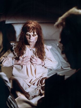The Exorcist, Linda Blair, 1973 Premium Poster