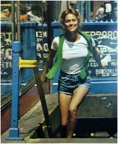 I will always love Lauren Hutton: