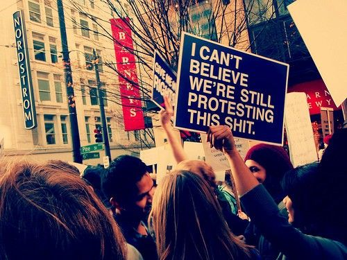 Image result for I can't believe still protest this shit meme